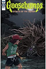Goosebumps: Secrets of the Swamp #3 (of 5) Kindle Edition