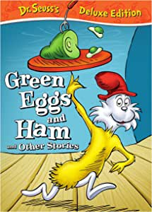 Dr Seuss: Green Eggs & Ham & Other Stories [DVD] [Import]