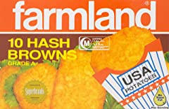 Farmland Hashbrowns, 700g - Frozen