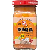 Master Sauce Sichuan Soya Beancurd with Chilli and Sesame Oil, 120g