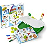 Crayola, Color Wonder Mess-Free Coloring, Art Desk with Stamps, Art Tools, Markers, Paper, Stamps, Storage, Portable, Great f