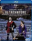 ヴェルディ : 歌劇「イル・トロヴァトーレ」 ~ 2019年 アレーナ・ディ・ヴェローナ ライヴ / アンナ・ネトレプコ | ユシフ・エイヴァゾフ (Verdi : Il Trovatore / Netrebko, Eyvazov)  [Blu-ray] [Import] [Live] [日本語帯・解説付]
