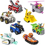 PAW Patrol, Vehicle with Collectible Figure, for Kids Aged 3 Years and Over (Styles Vary)