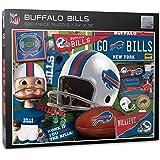 YouTheFan NFL Retro Series Puzzle - 500 Pieces