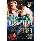 Desperate Deception: Brotherhood Protectors World (Heroes Rising Book 1)