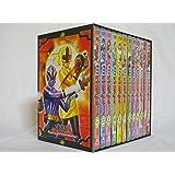 スーパー戦隊シリーズ 侍戦隊シンケンジャー DVD全12巻セット