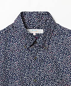 Liberty Print Buttondown Shirt 51-11-0493-012: Dot