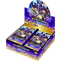 バンダイ デジモンカードゲーム ブースター ULTIMATE POWER 【BT-02】(BOX)