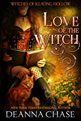 Love of the Witch (Witches of Keating Hollow Book 6) Kindle Edition