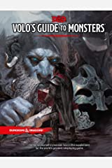 Dungeons & Dragons Volo's Guide to Monsters Hardcover