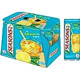 Seasons Reduced Sugar Ice Lemon Tea, 300ml (Pack of 6)