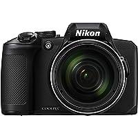 Nikon B600BK Digital Camera, COOLPIX B600 BK 60x Optical, Lightweight, CoolPix, Black