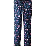 French Toast Girls' Skinny Zip Back Pant - Ankle Length