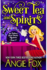 Sweet Tea and Spirits (Southern Ghost Hunter Mysteries Book 5) Kindle Edition