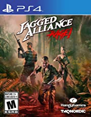 Jagged Alliance: Rage! (輸入版:北米) - PS4