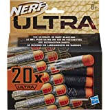 Nerf Ultra One 20-Dart Refill Pack - The Farthest Flying Darts Ever - Compatible Only with Ultra One Blasters