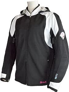 シールズ(SEAL'S) バイク用ジャケット レディースメッシュジャケット ホワイト S SLB-642W