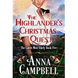 The Highlander's Christmas Quest: The Lairds Most Likely Book 5