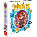 Via Magica - Inspired by Bingo - Light Strategy Card Game, Be Opportunistic & Think Tactically When Placing Crystals, Choosin