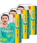 【ケース販売】 パンパース オムツ テープ さらさらケア L(9~14kg) 228枚  (76枚×3パック)