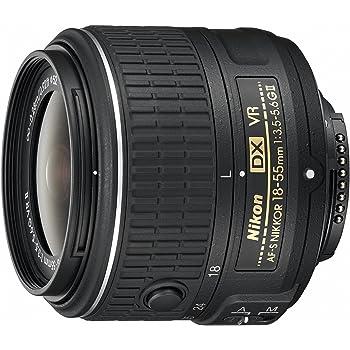 Nikon 標準ズームレンズ AF-S DX NIKKOR 18-55mm f/3.5-5.6G VR II ニコンDXフォーマット専用