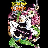 Demon Slayer: Kimetsu no Yaiba, Vol. 14: The Mu Of Muichiro…