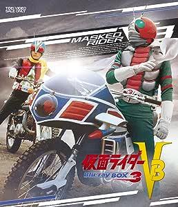 仮面ライダーV3 Blu-ray BOX 3<完>