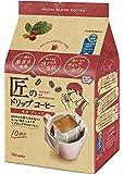 匠のドリップコーヒー モカブレンド 10P レギュラー(ドリップ)