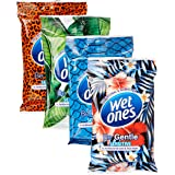 Wet Ones Value Pack, 4x15 Wipes