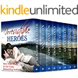IRRESISTIBLE HEROES (Irresistible Romance Book 1) (English Edition)