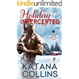 Holiday Intercepted: A Second Chance Holiday Sports Romance (Maple Grove)