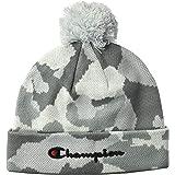 Champion Life Mens H01001 Script Knit Pom Cold Weather Hat