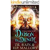 Demon in Denim: A Paranormal Women's Fiction Novel: (Wanda's Witchery) (Haven Hollow Book 6)