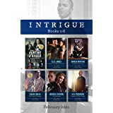 Intrigue Box Set Feb 2021/Hunting a Killer/Hideout at Whiskey Gulch/A Loaded Question/Cold Case Colorado/The Witness/Pursuit