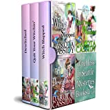 Witchless in Seattle Cozy Mysteries: Books 1-3