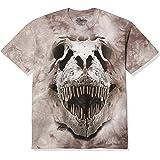 The Mountain T-Rex Big Skull T-Shirt