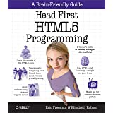 Head First HTML5: Building Web Apps with JavaScript