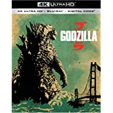 Godzilla (4K Ultra HD + Blu-ray + Digital) (4K Ultra HD)