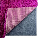 I FRMMY Newest Non Slip Area Gripper Rug Felt Pad, Ultra Strong Anti-Slip, Thin Profile 0.06in Thick, Keep Your Rugs in Place