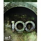 THE 100 / ハンドレッド <セカンド> 前半セット(2枚組/1~8話収録) [DVD]