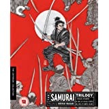 Samurai Trilogy (Criterion Collection) (Uk Only)