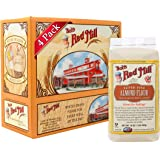 Bob's Red Mill Super-Fine Almond Flour, 16 Ounce (Pack of 4)