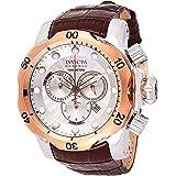 [インビクタ] 腕時計 ベノム クロノグラフ 0359 メンズ 正規輸入品 ブラウン