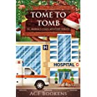 Tome To Tomb (St. Marin's Cozy Mystery Series Book 5)