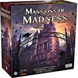 Fantasy Flight Games Mansions of Madness Second Edition Board Game