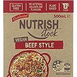 Continental Continental Nutrish Liquid Stock Vegan Beef Style 500 ML, 500 ml