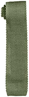 J. Press Silk Knit Tie TROVGM0312: Green
