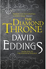 The Diamond Throne (The Elenium Trilogy, Book 1) Kindle Edition