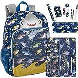 Backpack with School Supplies Bundle for Preschool, Kindergarten, Elementary School