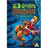 Scooby Doo:13 Spooky Ghosts